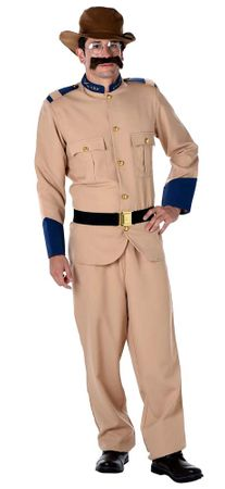 Adult Colonel Theodore Roosevelt Costume