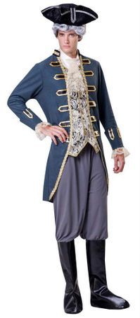 Adult Colonial General Costume