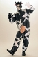 Adult Comical Cow Costume