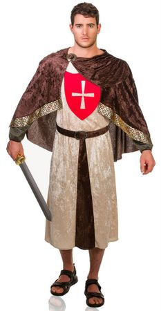 Adult Crusader Knight Costume