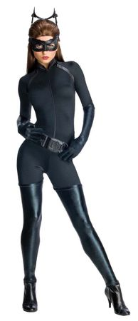 Adult Dark Knight Catwoman Costume