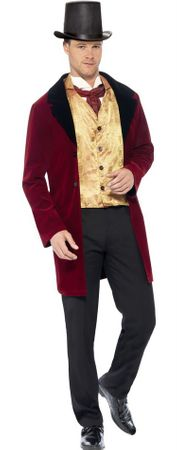Adult Deluxe Edwardian Gentleman Costume