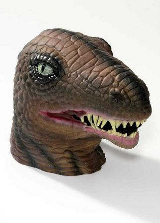 Adult Dinousaur Latex Mask