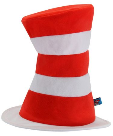 Adult Dr. Seuss Cat in the Hat Economy Hat
