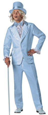 Adult Dumb and Dumber Harry Costume, Size M/L