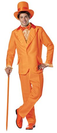 Adult Dumb and Dumber Lloyd Costume, Size M/L