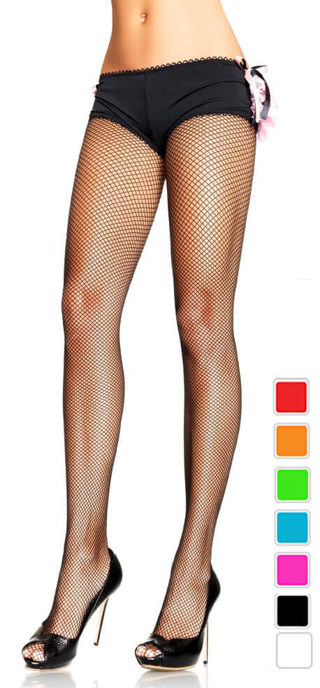 4db6d9c73e106 Adult Fishnet Pantyhose - Candy Apple Costumes