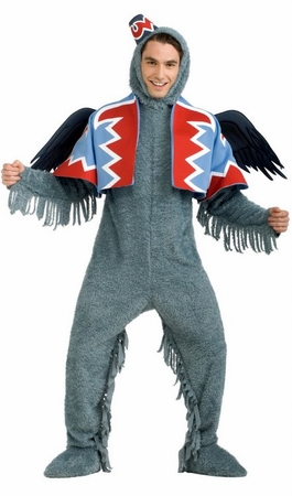 Adult Flying Monkey Costume - Wizard of Oz