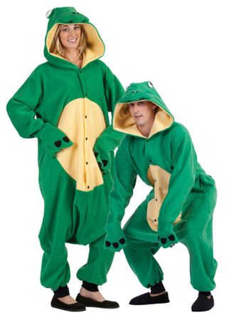 Adult Freddy the Frog Funsies Costume