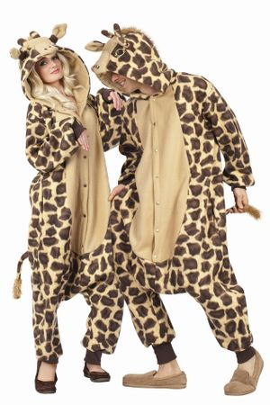 Adult Georgie the Giraffe Funsies Costume
