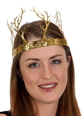 Adult Golden Branch Crown