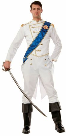 Adult Happily Ever After Prince Costume, Size M/L