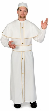 Adult Holy Pope Costume