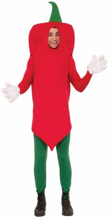 Adult Hot Chili Pepper Costume