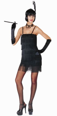 Adult Hot Flapper Costume