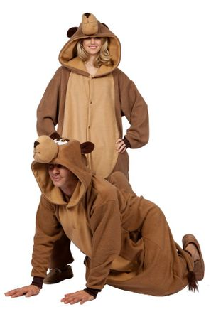 Adult Humphrey the Camel Funsies Costume