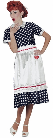 Adult I Love Lucy Costume