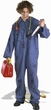 Adult Killer Mechanic Jumpsuit Costume