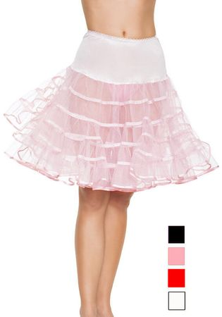 Adult Knee Length Petticoat - More Colors
