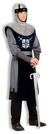 Adult Knight of the Round Table Costume, Size M/L