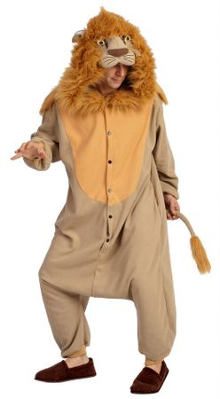 Adult Lee the Lion Funsies Costume