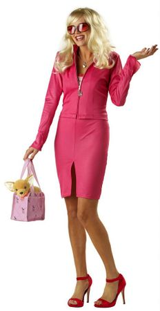 Adult Legally Blonde Costume