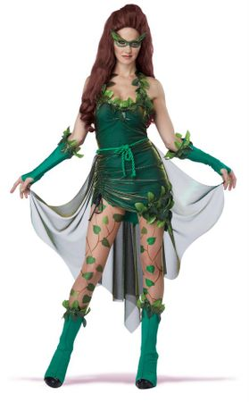 Adult Lethal Beauty Super Villain Costume