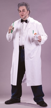 Adult Mad Scientist Lab Coat