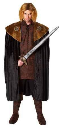 Adult Medieval King Cape