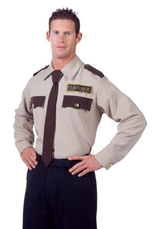 Adult Men's Trooper Shirt