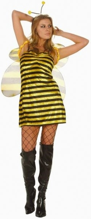 Adult Miss Bumble Bee Costume
