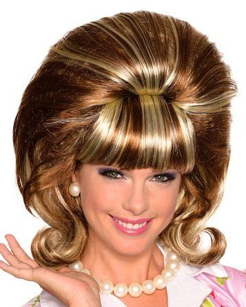 Adult Miss Conception Wig