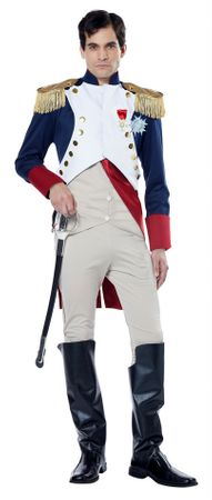 Adult Napoleon French Emperor Costume