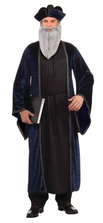 Adult Nostradamus or Galileo Costume, Size M/L