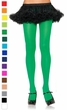 Adult Opaque Nylon Tights - More Colors