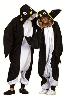 Adult Penguin Funsies Costume