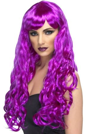 Adult Purple Desire Wig
