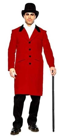 Adult Red Showman Jacket