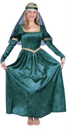 Adult Renaissance Princess Costume - More Colors