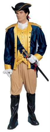 Adult Revolutionary Patriot Costume