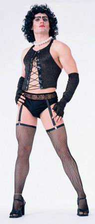 Adult Rocky Horror Frank N. Furter Costume