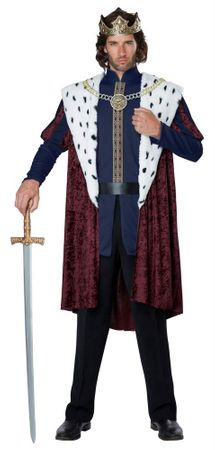 Adult Royal Storybook King Costume