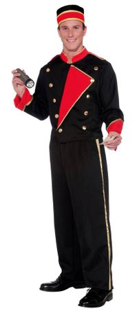 Adult's Hollywood Movie Usher Costume, Size M/L