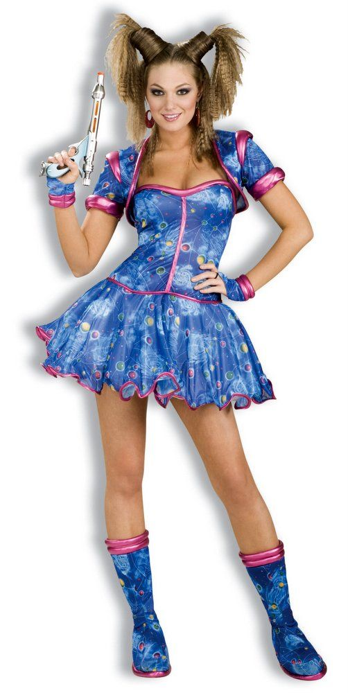 Adult Sexy Lust In Space Costume Candy Apple Costumes