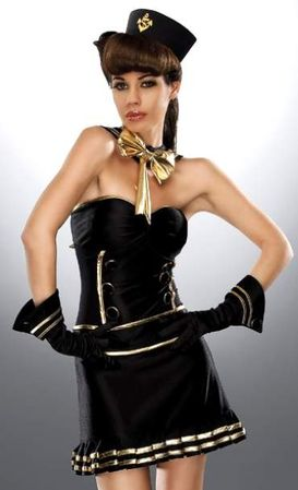 Adult Sexy Midnight Sailor Costume