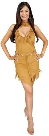 Adult Pocahontas Costume - More Colors