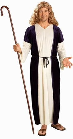Adult Shepherd Costume, Size M/L