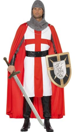 Adult St. George Knight Costume