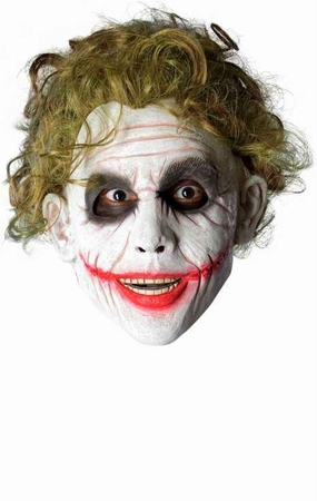 Adult The Joker Wig - The Dark Knight