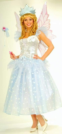 Adult Tooth Fairy Costume, Size M/L